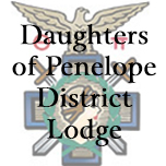 Daughters of Penelope District Lodge
