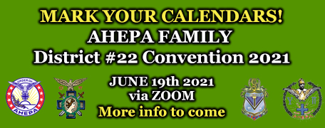 2021 District 22 Convention